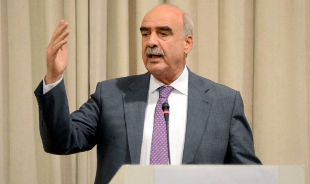 """Παραιτήθηκε ο Βαγγέλης Μεϊμαράκης από την ηγεσία της ΝΔ: """"Έχετε καταλάβει ποιος έχει την ευθύνη..."""" - Όλος ο διάλογος - Κυρίως Φωτογραφία - Gallery - Video"""