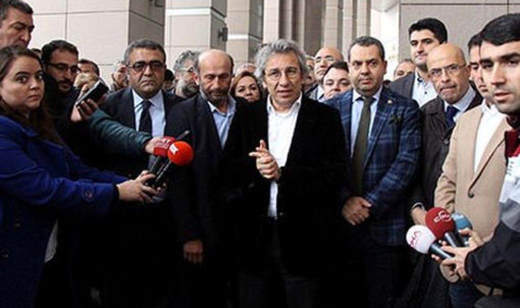 Τουρκία: Οι αρχές συνέλαβαν δημοσιογράφους επειδή αποκάλυψαν πως ο Ερντογάν έστελνε όπλα στη Συρία - Κυρίως Φωτογραφία - Gallery - Video