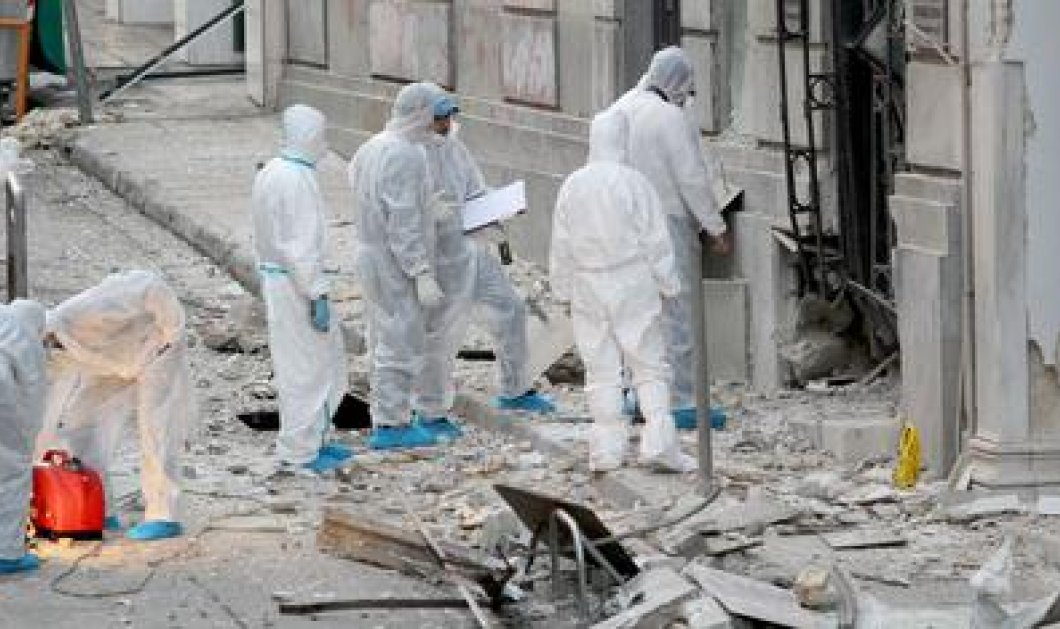 Βίντεο: Tα πρώτα πλάνα από την τρομοκρατική επίθεση στα γραφεία του ΣΕΒ τα ξημερώματα - Ισχυρή έκρηξη - Κυρίως Φωτογραφία - Gallery - Video