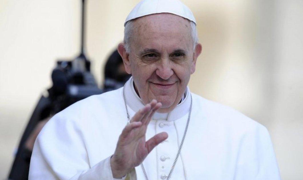 Πάπας: Σε έναν κόσμο που έχει επιλέξει «τον πόλεμο» τα φώτα και οι γιορτές των Χριστουγέννων θα μοιάζουν ψεύτικα φέτος - Κυρίως Φωτογραφία - Gallery - Video