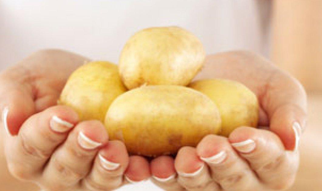 Βίντεο: Ε λοιπόν ναι! Να πως θα καθαρίσετε πατάτες εντυπωσιακά και γρήγορα - Κυρίως Φωτογραφία - Gallery - Video