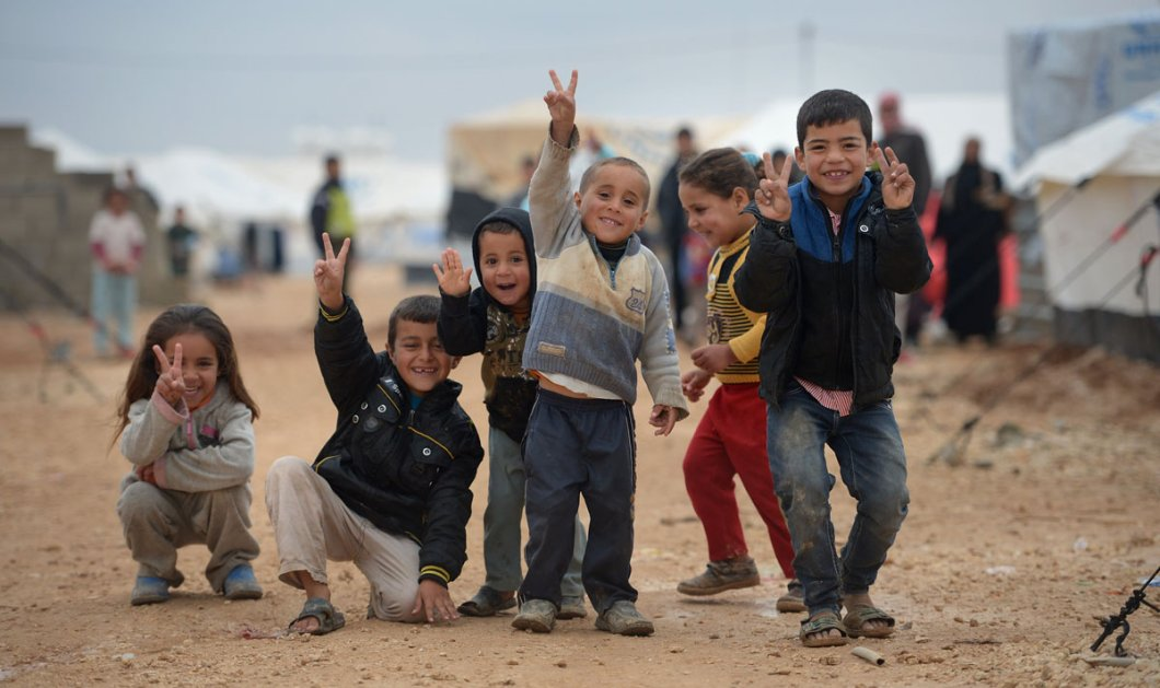 «Children without nightmares»: Το παραμύθι - κοινωνική πρωτοβουλία για μικρά προσφυγόπουλα που αξίζει τη στήριξη όλων - Κυρίως Φωτογραφία - Gallery - Video