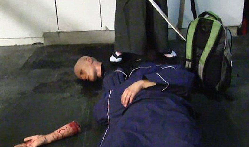 Ο Σαμουράι που σκορπάει τον τρόμο- Ίσως η χειρότερη φάρσα που έγινε ποτέ - Κυρίως Φωτογραφία - Gallery - Video