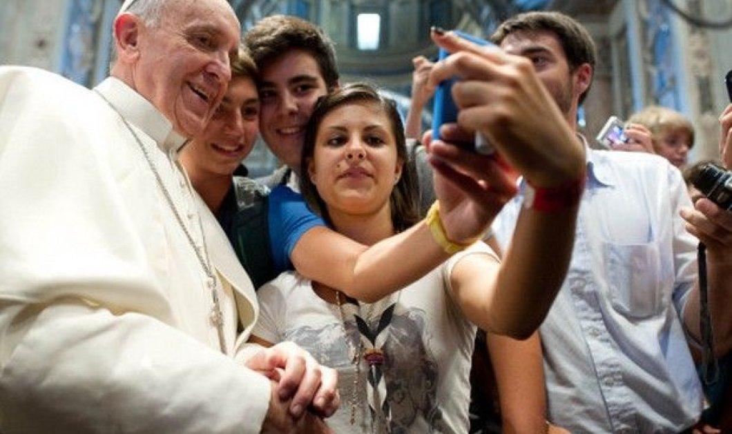 Δεν φαντάζεστε τι ήθελε να γίνει όταν ήταν μικρός ο Πάπας Φραγκίσκος αλλά ούτε που θυμάται σήμερα! - Κυρίως Φωτογραφία - Gallery - Video