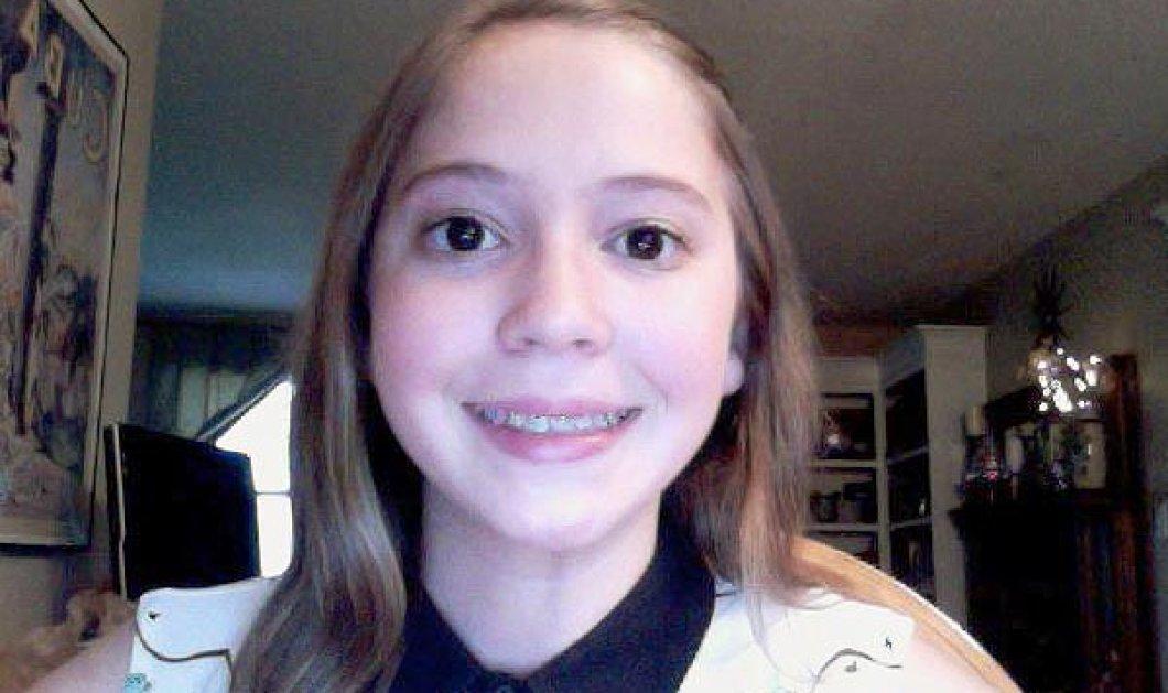 12χρονη που πέθανε από πνευμονία έγραψε γράμματα στον «μελλοντικό» εαυτό της για να πάρει κουράγιο - Κυρίως Φωτογραφία - Gallery - Video
