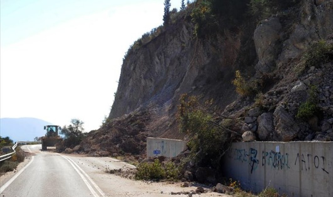 Ο σεισμός μετακίνησε την Λευκάδα 36 εκατοστά- 'Έκπληκτοι οι επιστήμονες    - Κυρίως Φωτογραφία - Gallery - Video