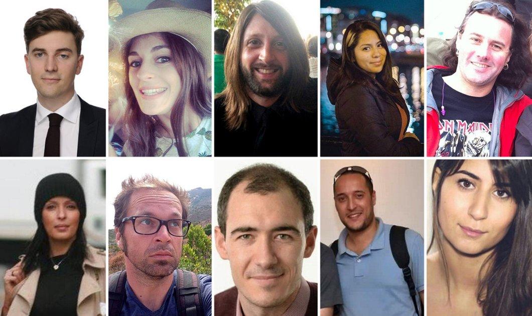 Οι φωτογραφίες των θυμάτων ραγίζουν καρδιές – Νέοι από όλον τον κόσμο έχασαν τη ζωή τους - Κυρίως Φωτογραφία - Gallery - Video