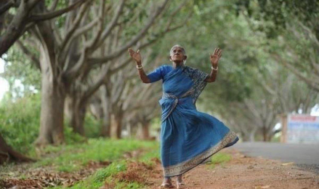 Μια άτεκνη γυναίκα που φύτεψε & μεγάλωσε για παιδιά της 384 δέντρα – Η υπέροχη ιστορία της Saalumarada - Κυρίως Φωτογραφία - Gallery - Video