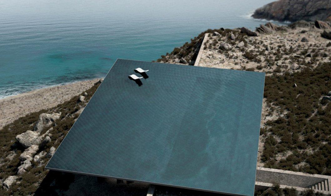 Βίλα στην Τήνο με εντυπωσιακή πισίνα στα 9 δημοφιλέστερα design - σπίτια του κόσμου - Κυρίως Φωτογραφία - Gallery - Video