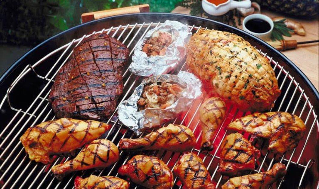 Καρκίνος και κατανάλωση κρέατος: Καμπανάκι κινδύνου ΚΑΙ για τον τρόπο ψησίματος - Κυρίως Φωτογραφία - Gallery - Video