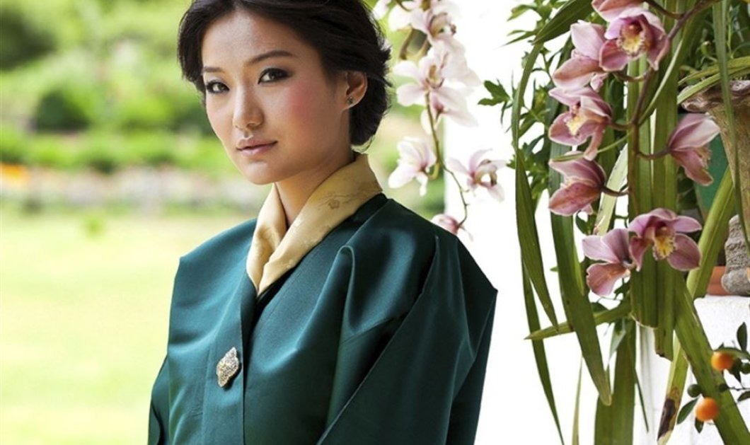 Jetsun Pema: Αυτή είναι η Kate Middleton της Ασίας, η καλλονή βασίλισσα του Μπουτάν   - Κυρίως Φωτογραφία - Gallery - Video