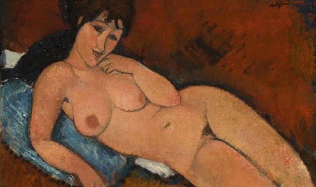 Αυτό το γυμνό του Μοντιλιάνι πουλήθηκε 170,4 εκατ. ευρώ σε δημοπρασία - Τι λέτε αξίζει; - Κυρίως Φωτογραφία - Gallery - Video