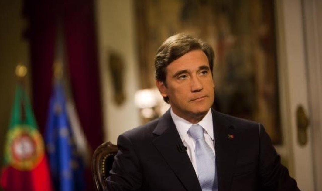Έπεσε η κυβέρνηση της Πορτογαλίας - Η Αριστερά έριξε την κεντροδεξιά κυβέρνηση Κοέλιου - Κυρίως Φωτογραφία - Gallery - Video
