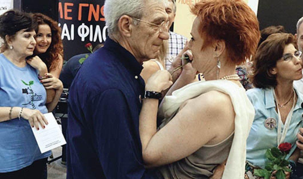 Τίτλοι τέλους για τη σχέση του Γιάννη Μπουτάρη με την καλλονή Βιεννέζα Γκαμπριέλα Σάινερ: Ήταν μαζί 13 χρόνια - Κυρίως Φωτογραφία - Gallery - Video