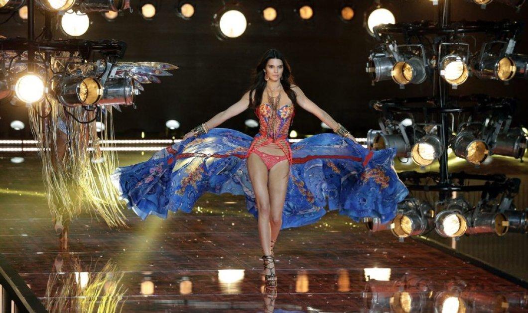 To glam γεγονός της χρονιάς: Fashion show Victoria's Secret 2015 με όλα τα αγγελάκια στην πίστα - Κυρίως Φωτογραφία - Gallery - Video