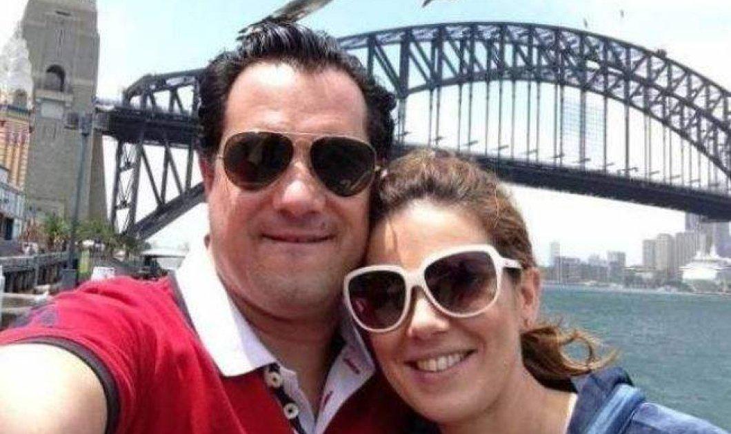 Εύχονται σε Νίκους & Νικολέτες με selfie το ζεύγος Άδωνις Γεωργιάδης και Μανωλίδου - Κυρίως Φωτογραφία - Gallery - Video