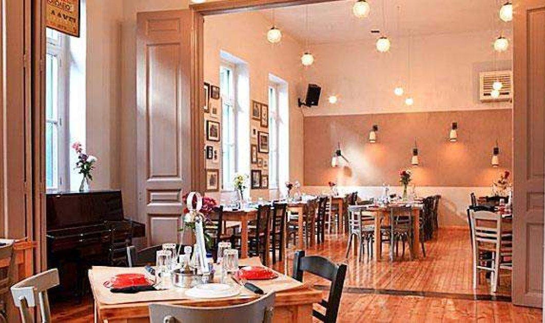 Πέντε ζεστά και μοντέρνα εστιατόρια για τις χειμωνιάτικες εξόδους σας στην Αθήνα - Κυρίως Φωτογραφία - Gallery - Video