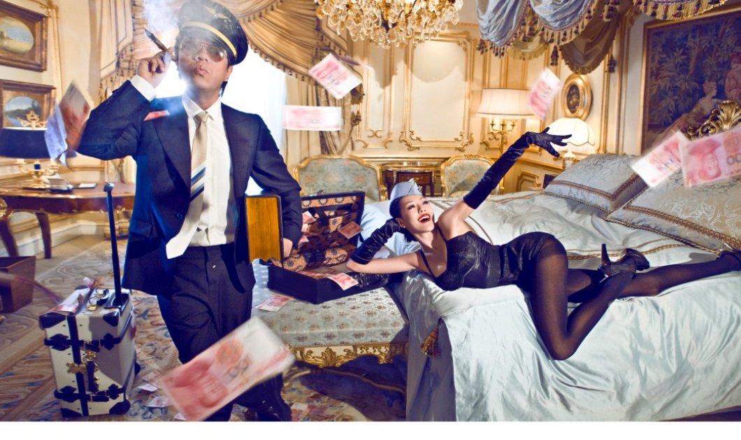 Η μαγεία της διασημότερης φωτογράφου μόδας του πλανήτη  Η Chen Man είναι η  Annie Leibovitz 250c2be17a3