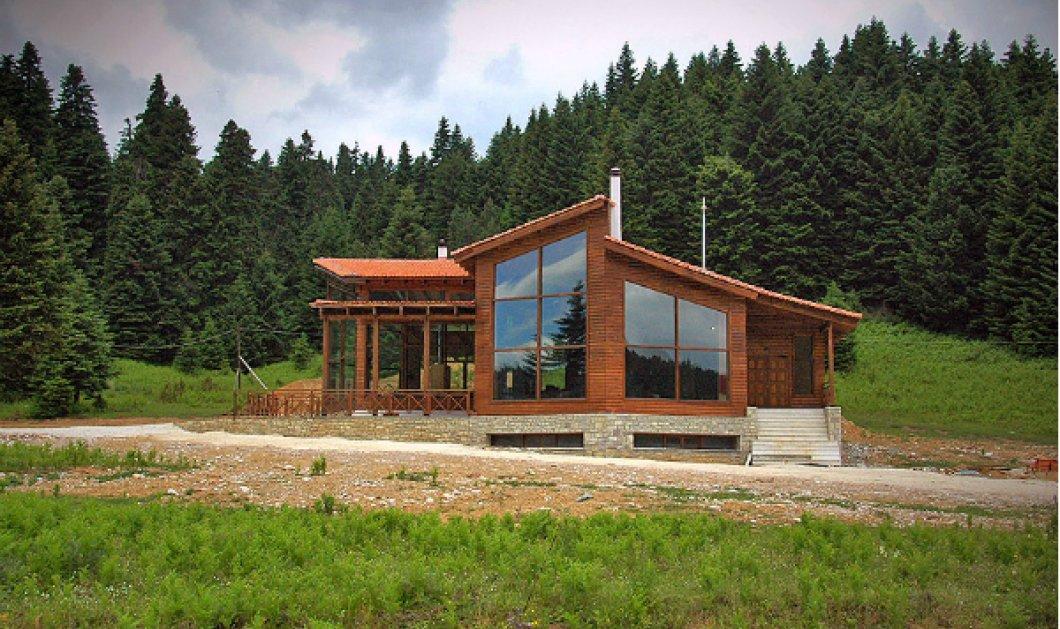 Νοικιάζω σπίτι στο βουνό: 12 προτάσεις οικονομικές και φευγάτες! - Κυρίως Φωτογραφία - Gallery - Video