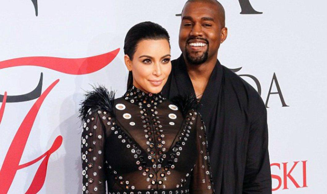 Μωρέ άντρες είστε εσείς: Ο Kanye έκανε πάνω από 150 δώρα στην αγαπημένη του Kim! Aχ λιγώθηκα! - Κυρίως Φωτογραφία - Gallery - Video