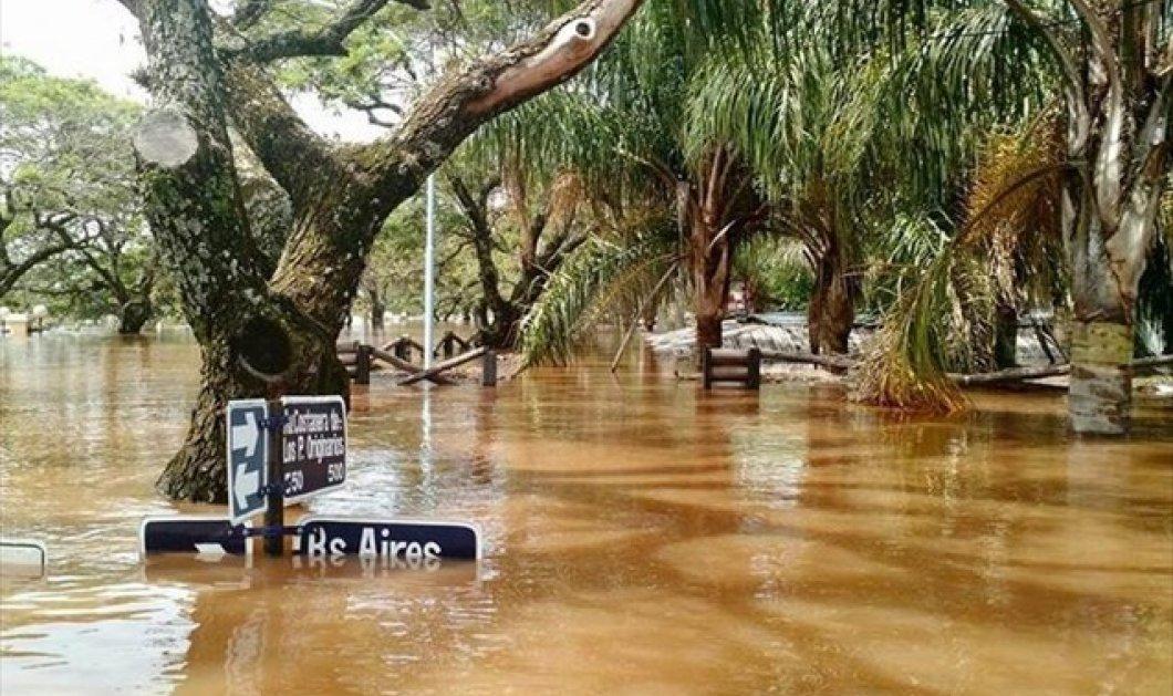 Το Ελ Νίνιο πλημύρισε τη Λατινική Αμερική – Πάνω από 100 χιλιάδες άνθρωποι εγκατέλειψαν τα σπίτια τους - Κυρίως Φωτογραφία - Gallery - Video