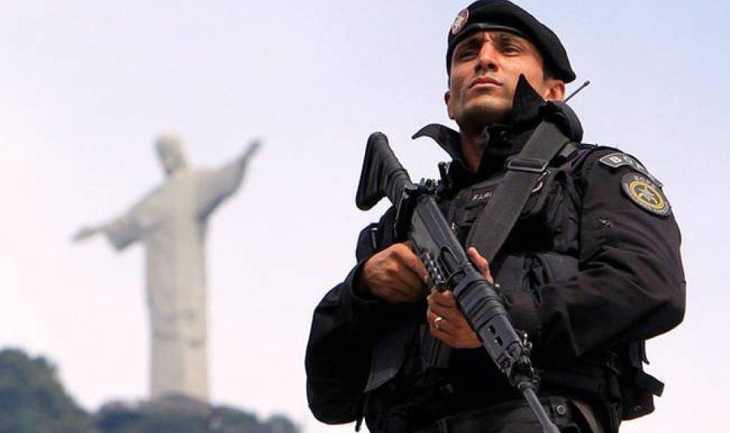 Βραζιλία: Ντου στα σπίτια του Προέδρου της Βουλής και Υπουργών – Φοβούνται μήπως αποκρύψουν στοιχεία για ξέπλυμα χρήματος - Κυρίως Φωτογραφία - Gallery - Video