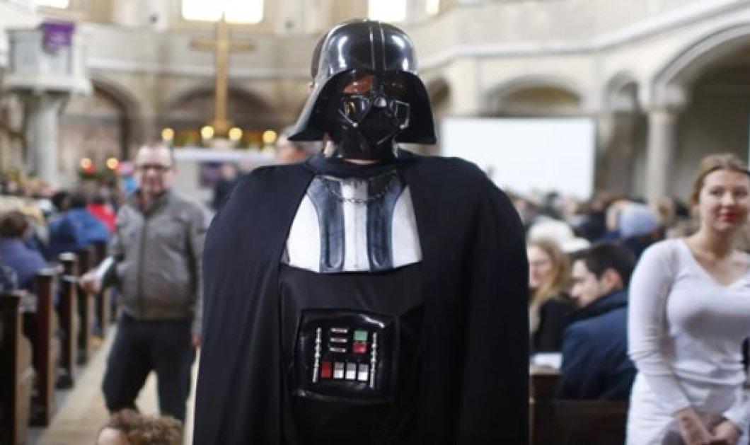 Βερολίνο: Θεία λειτουργία αφιερωμένη στο Star Wars - Βίντεο - Κυρίως Φωτογραφία - Gallery - Video