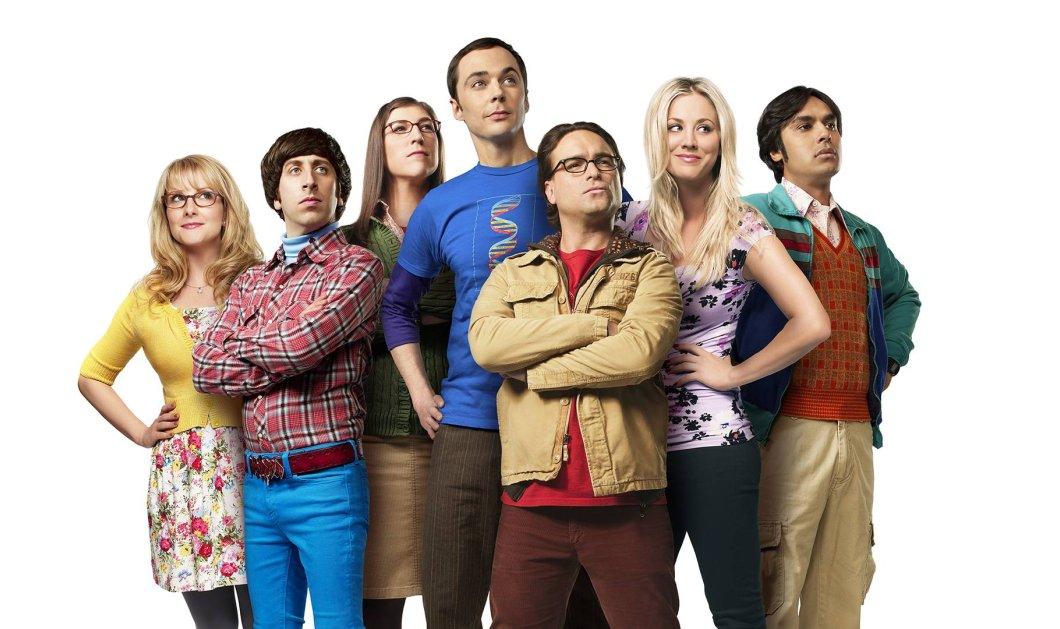 Big Bang Theory: Θα είναι αυτή η τελευταία σεζόν για τη σειρά - φαινόμενο; - Κυρίως Φωτογραφία - Gallery - Video
