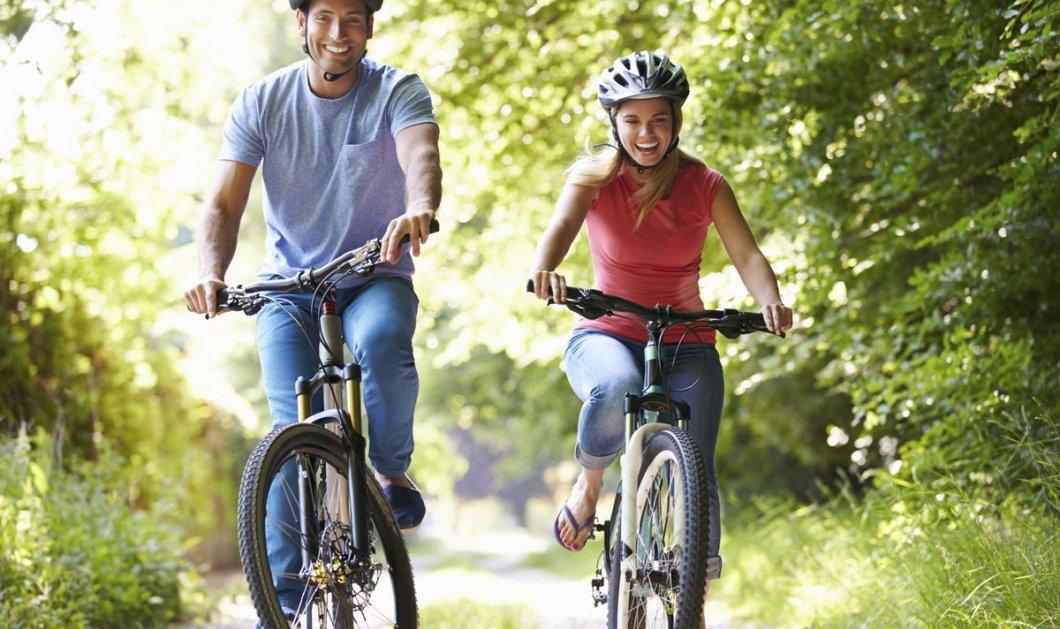 Το ξέρατε; Κάντε περισσότερο ποδήλατο για να τρώτε όσο θέλετε (ή σχεδόν...) - Κυρίως Φωτογραφία - Gallery - Video