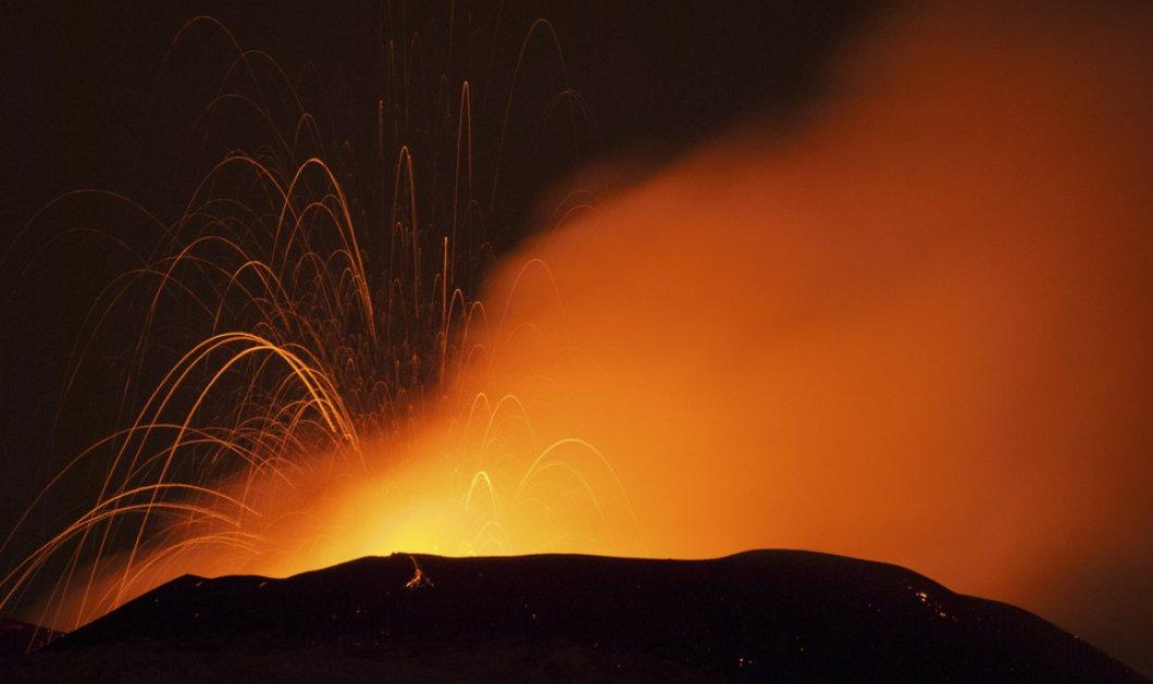 """Αίτνα: """"Ξύπνησε"""" το μεγαλύτερο ηφαίστειο της Ευρώπης - Βίντεο - Ο γίγαντας βρυχάται ξανά - Κυρίως Φωτογραφία - Gallery - Video"""