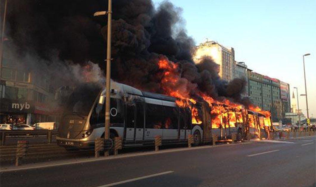 Έκρηξη από βόμβα σε σταθμό μετρό στην Κωνσταντινούπολη - Πληροφορίες μιλούν για 1 νεκρό - Κυρίως Φωτογραφία - Gallery - Video