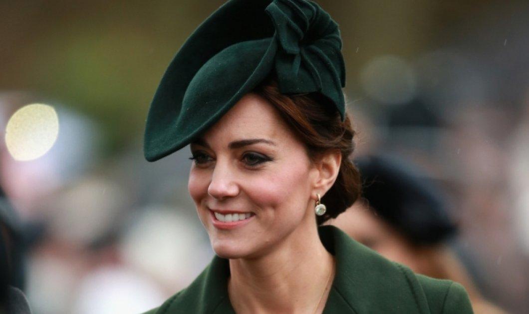 Ολόκληρη η γκαρνταρόμπα της Πριγκίπισσας Κέιτ :169 φορέματα , παλτό , ταγιέρ. Αντέχετε να τα δείτε όλα;  - Κυρίως Φωτογραφία - Gallery - Video