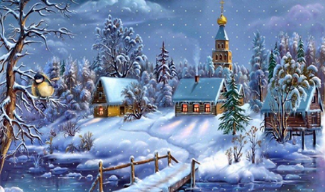 Η πιο τρυφερή Χριστουγεννιάτικη Ιστορία από έναν μικρό αναγνώστη του infokids.gr - Κυρίως Φωτογραφία - Gallery - Video