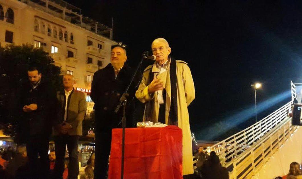 Θεσσαλονίκη: Έτσι θα γιορτάσουν τα Χριστούγεννα φέτος στην Νύμφη του Βορρά  - Κυρίως Φωτογραφία - Gallery - Video