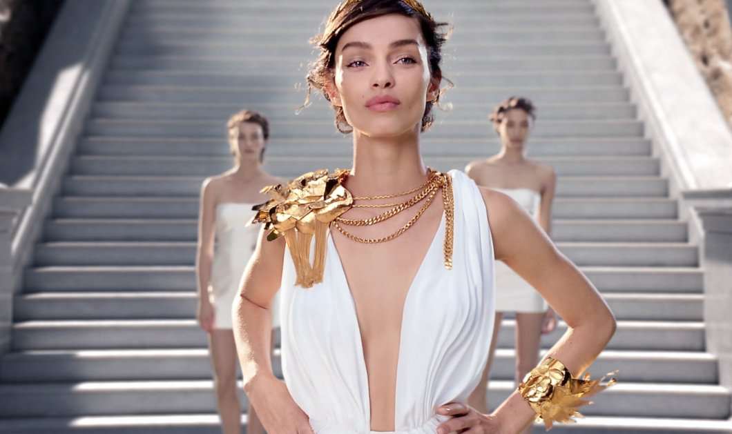 Είδατε βίντεο με την (Βραζιλιάνα) θεά Olympea - Κλεοπάτρα που διάλεξε ο Paco Rabanne για το νέο του άρωμα; - Κυρίως Φωτογραφία - Gallery - Video