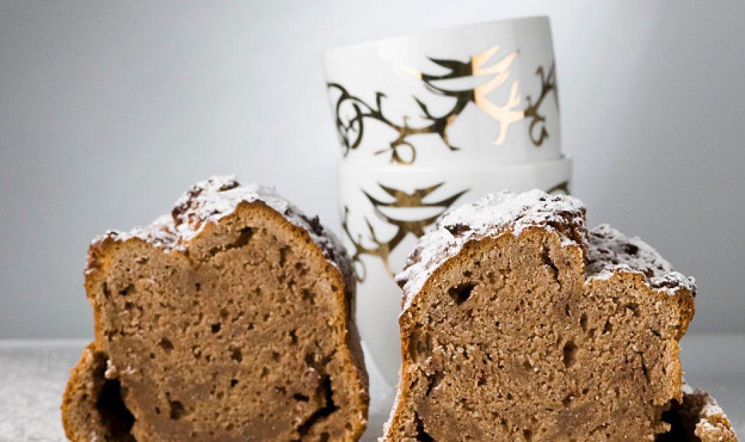 Ο Στέλιος Παρλιάρος αξιοποιεί τα κάστανα δημιουργώντας ένα υπέροχο ρουστίκ κέικ - Κυρίως Φωτογραφία - Gallery - Video