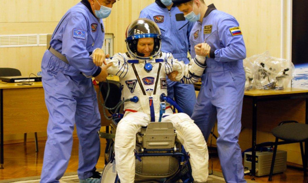 Η Βρετανία πανηγυρίζει για τον πρώτο αστροναύτη της -το Soyuz των 100 δις -Συναρπαστικές φώτο  - Κυρίως Φωτογραφία - Gallery - Video