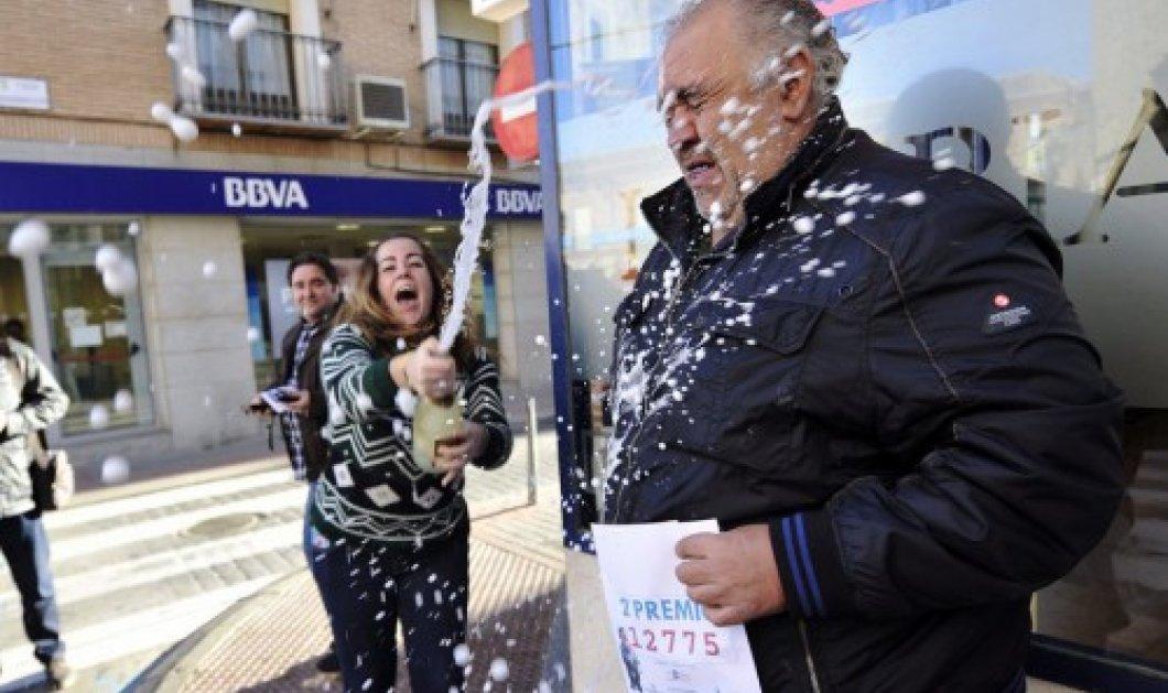 Good News: Σε παροξυσμό οι Ισπανοί - Το χριστουγεννιάτικο λαχείο μοίρασε 2,24 δισ. ευρώ σε ολόκληρες πόλεις - Κυρίως Φωτογραφία - Gallery - Video