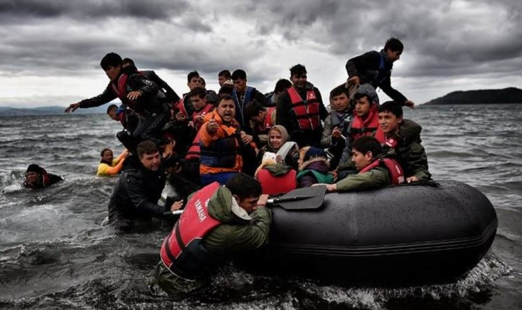 Νέα τραγωδία στο Αιγαίο: Πνίγηκαν 18 πρόσφυγες, ανάμεσά τους 10 παιδιά - Κυρίως Φωτογραφία - Gallery - Video