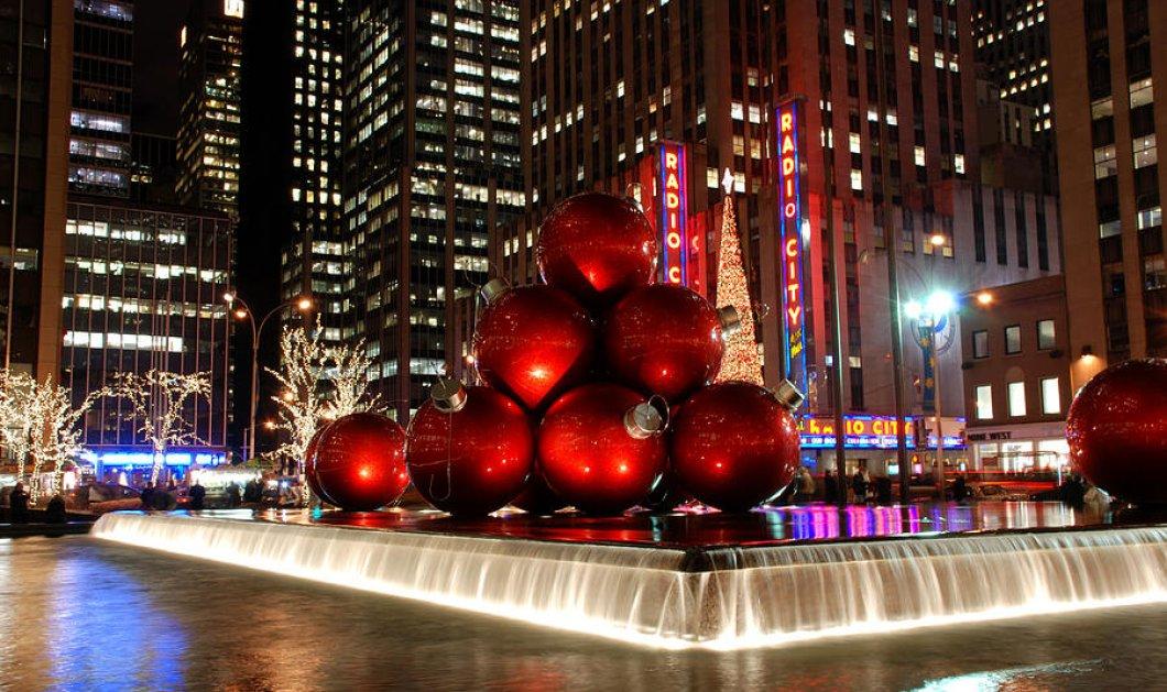Iστορικό ρεκόρ ζέστης στη Νέα Υόρκη παραμονή Χριστουγέννων: Δείτε πόσο έφτασε το θερμόμετρο - Κυρίως Φωτογραφία - Gallery - Video