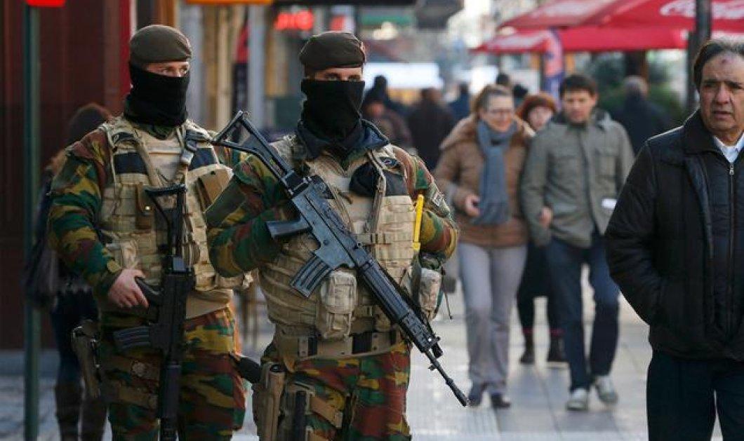 Σε κατάστασης υψίστης επιφυλακής οι ευρωπαϊκές πρωτεύουσες - Φόβος για χτυπήματα από τζιχαντιστές - Κυρίως Φωτογραφία - Gallery - Video