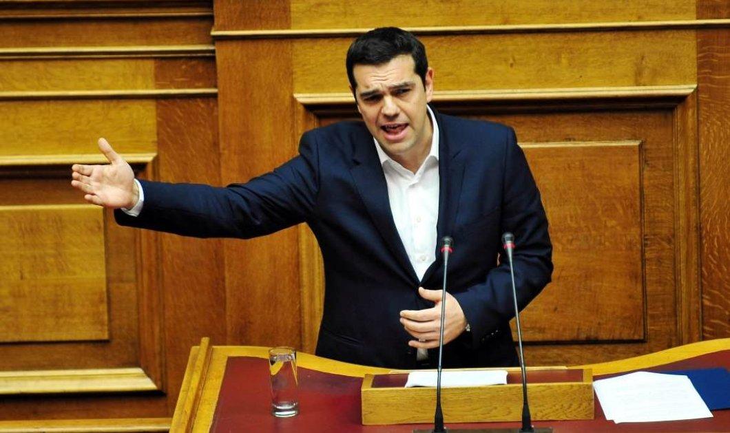 Με 153 ψήφους «πέρασε» ο προϋπολογισμό -Τσίπρας: Τρεις εκλογές χάσατε, μυαλό δε βάλατε; Ο λαός δεν τρώει κουτόχορτο  - Κυρίως Φωτογραφία - Gallery - Video