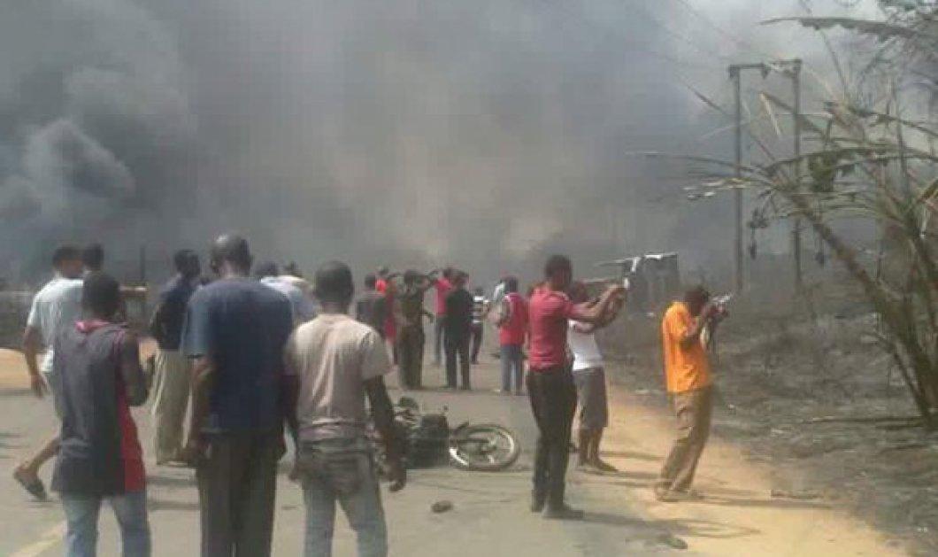 Τρόμος στη Νιγηρία: Περισσότερα από 100 τα θύματα από έκρηξη φορτηγού - Φωτό & Βίντεο - Κυρίως Φωτογραφία - Gallery - Video