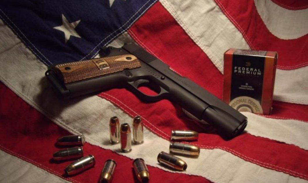 357.000.000 όπλα κυκλοφορούν στην Αμερική - 40 περισσότερα από τον πληθυσμό της - Ρεκόρ πωλήσεων την μαύρη Παρασκευή  - Κυρίως Φωτογραφία - Gallery - Video
