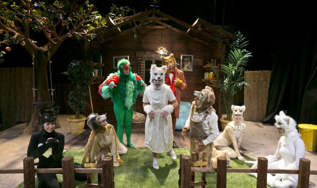 """Το Eirinika σας πάει θέατρο: Δωρεάν διπλές προσκλήσεις για την παιδική παράσταση """"Σκύλος με σπίτι"""" στο θέατρο Σταθμός - Κυρίως Φωτογραφία - Gallery - Video"""