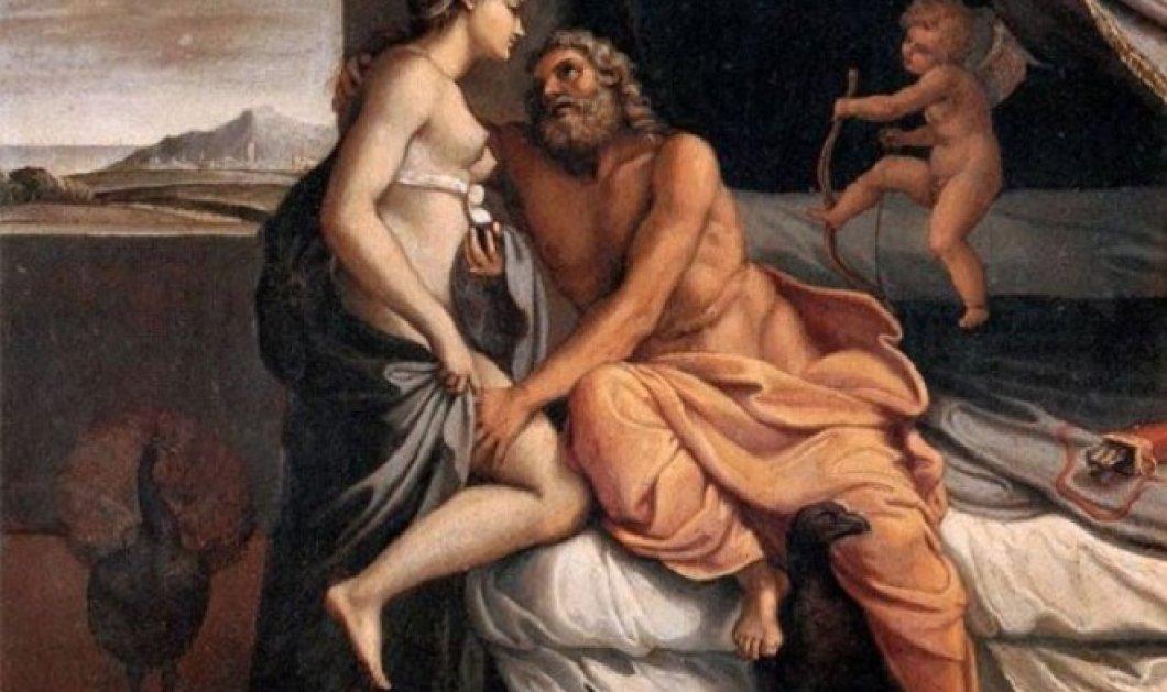 Οι θρύλοι του σεξ: 6 απίστευτες ιστορίες σεξ βγαλμένες από την παγκόσμια μυθολογία - Κυρίως Φωτογραφία - Gallery - Video