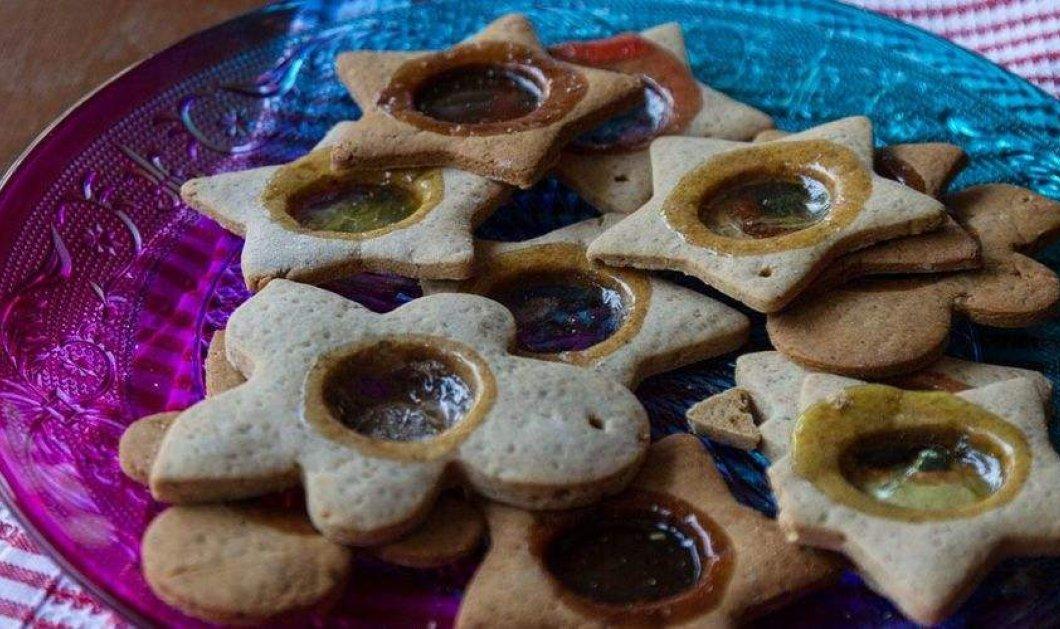 Ο Άκης Πετρετζίκης δημιουργεί πεντανόστιμα και απλά Χριστουγεννιάτικα μπισκότα - Κυρίως Φωτογραφία - Gallery - Video