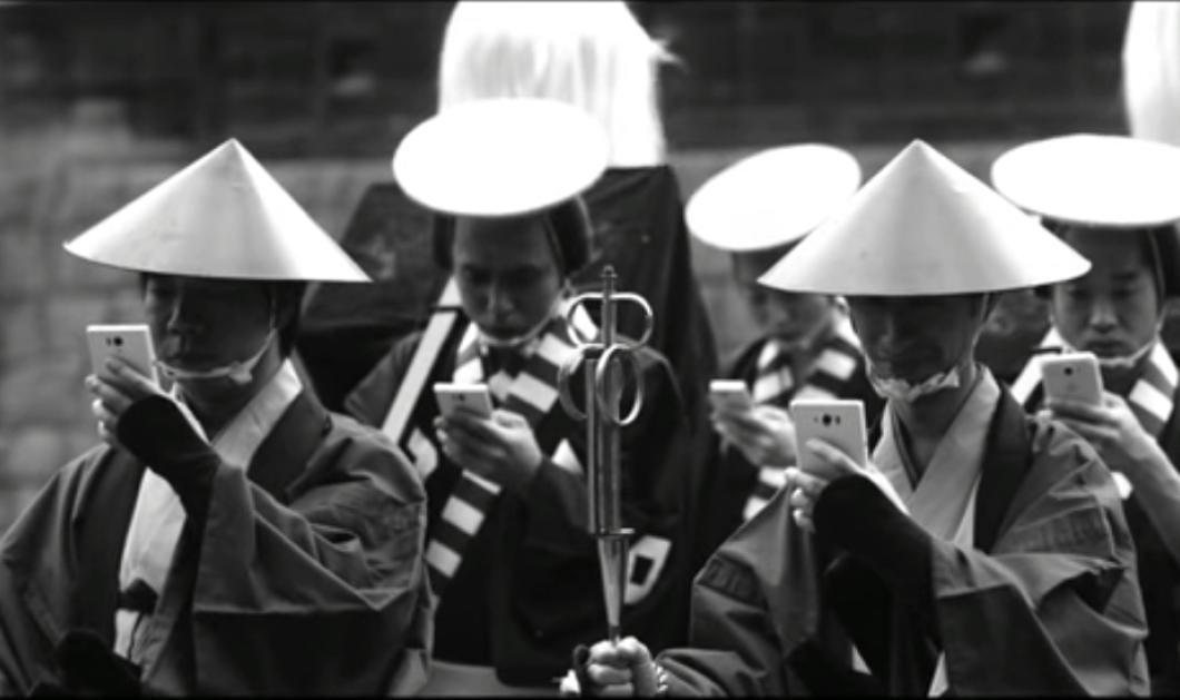 Βίντεο: Η έξυπνη διαφήμιση για τους κινδύνους που κρύβει ο εθισμός στα smartphones - Κυρίως Φωτογραφία - Gallery - Video
