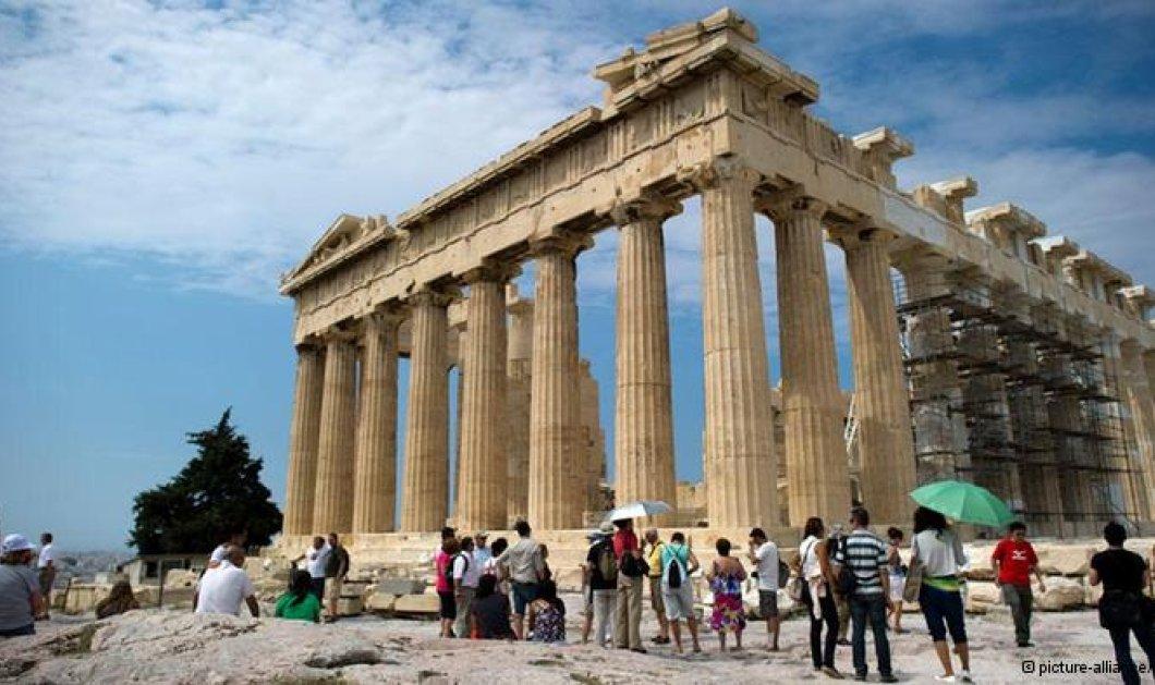 Good News: Χρονιά ρεκόρ το 2016 για τον ελληνικό τουρισμό σύμφωνα με την Deutsche Welle - Κυρίως Φωτογραφία - Gallery - Video