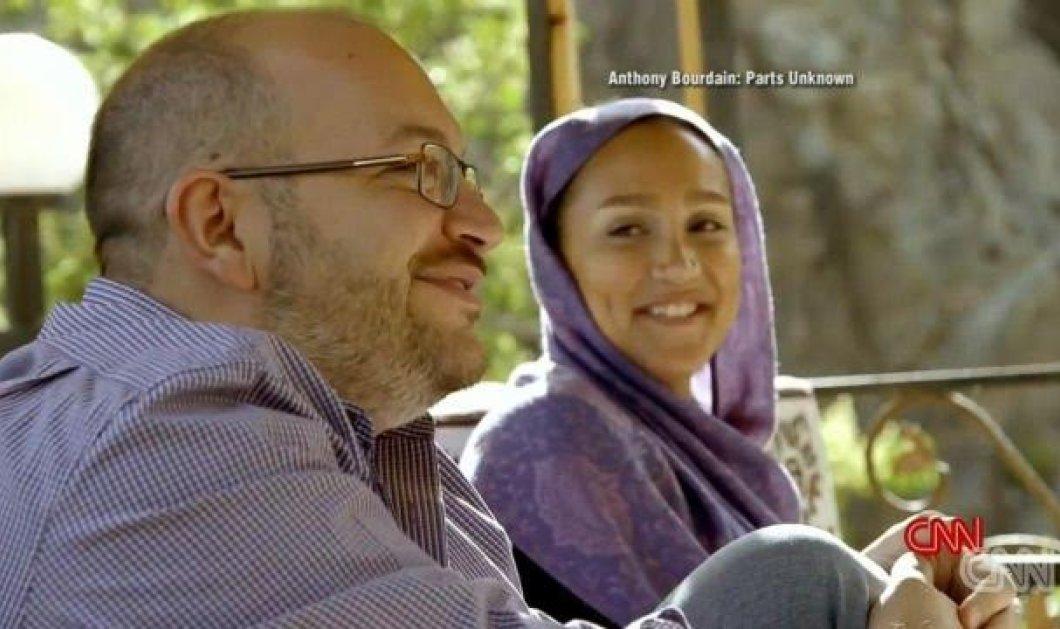 Τεχεράνη: Άφησαν λίγη ώρα φυλακισμένο δημοσιογράφο της Washington Post να δει τη γυναίκα του & τη μητέρα του - Κυρίως Φωτογραφία - Gallery - Video